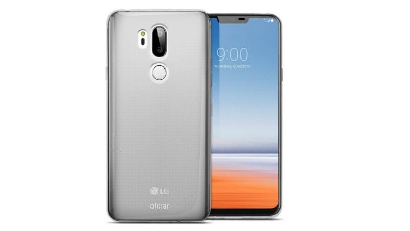 Olixar filtra el diseño del LG G7, confirma la muesca y la doble cámara 28