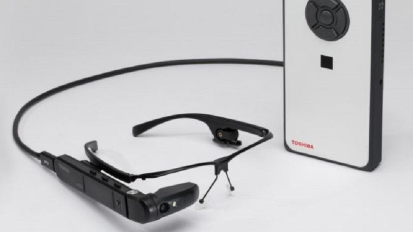 Toshiba dynaEdge AR; un PC Windows con gafas inteligentes 35