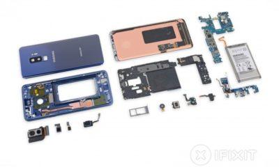 iFixit desmonta el Galaxy S9; es difícil de reparar 74