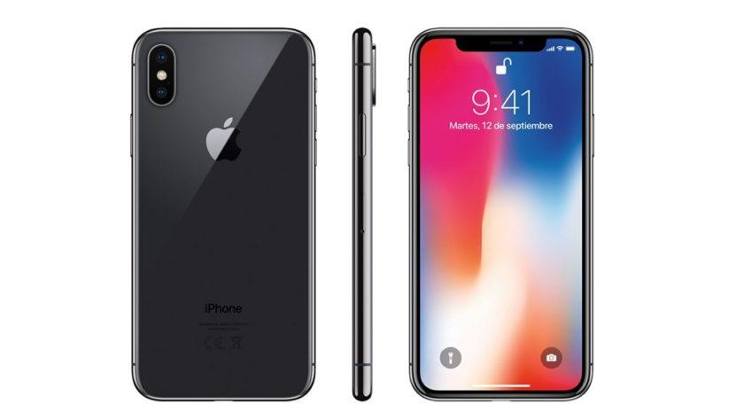 Produccion Iphone X