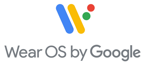 logo de WearOS By Google
