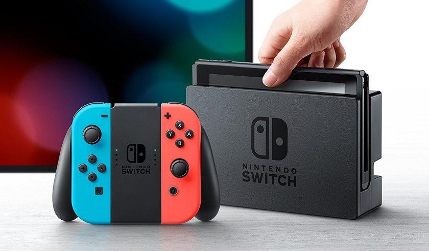 Nintendo libera la actualización 5.0.0 para Switch 36