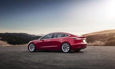 Tesla se vio obligada a pausar la producción del Model 3 94