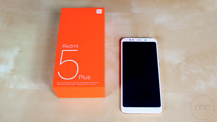 Xiaomi Redmi 5 Plus, análisis 29