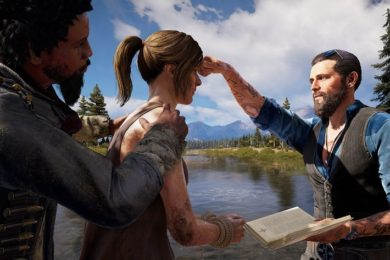 Prueba de rendimiento de Far Cry 5 en PC