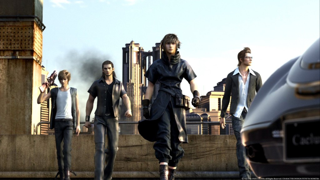 Denuvo no afecta al rendimiento de Final Fantasy XV Windows Edition 30