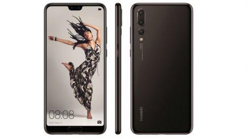 Huawei lanzará un smartphone con 512 GB de capacidad de almacenamiento