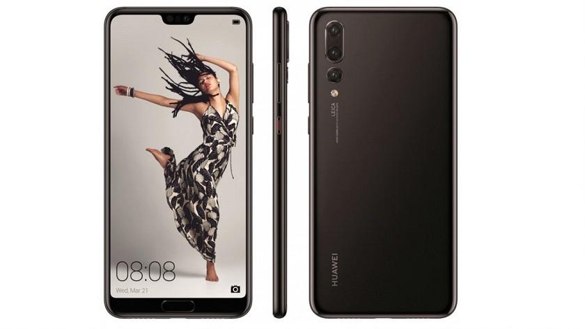 Huawei lanzará un smartphone con 512 GB de capacidad de almacenamiento 37