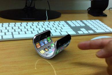 Apple prepara un smartphone flexible para 2020