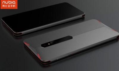 El smartphone gaming de Nubia tiene refrigeración activa 35