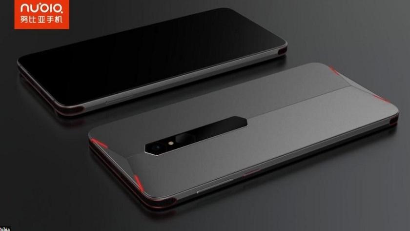 El smartphone gaming de Nubia tiene refrigeración activa 27