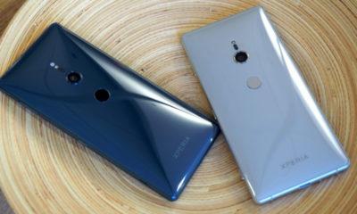 Sony repasa la evolución del diseño de sus smartphones Xperia 56