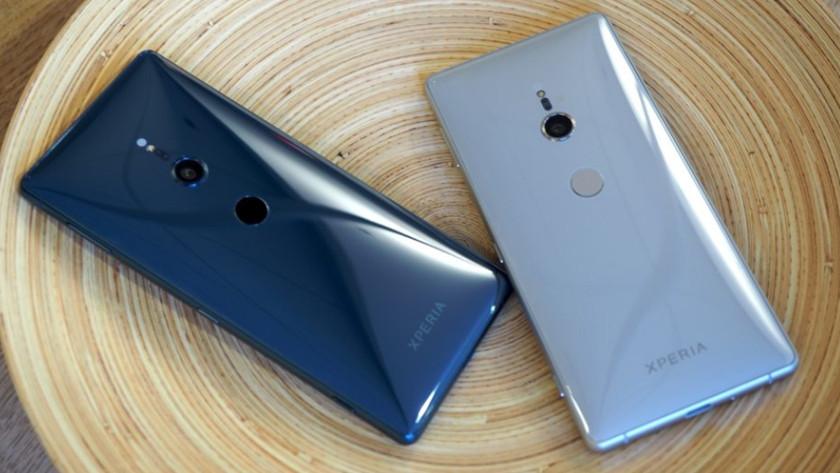 Sony repasa la evolución del diseño de sus smartphones Xperia 29
