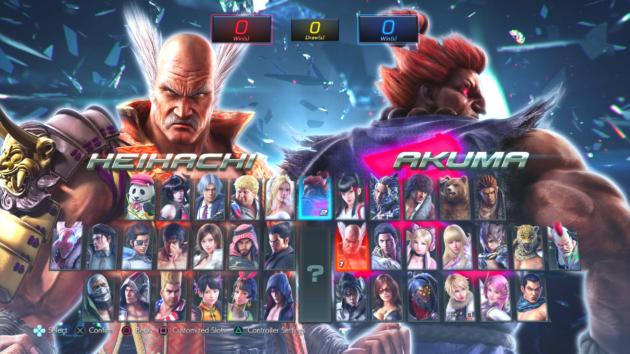 Tekken7-Akuma
