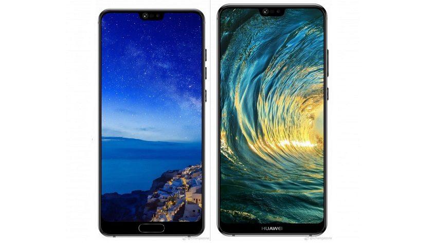 Smartphones Huawei 2018