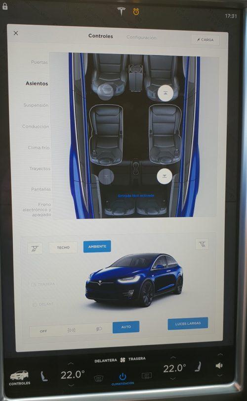 Tesla Model X, sonámbulos 54