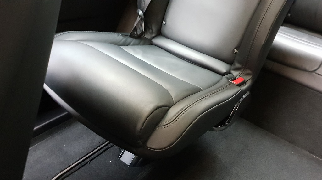 Tesla Model X, sonámbulos 64