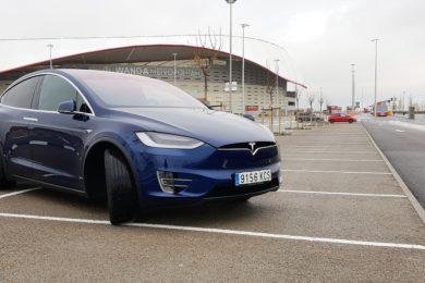 Tesla Model X, sonámbulos