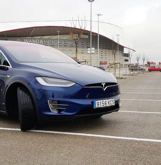 Tesla Model X, sonámbulos 34