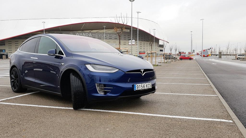 Tesla Model X, sonámbulos 32