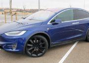 Tesla Model X, sonámbulos 200