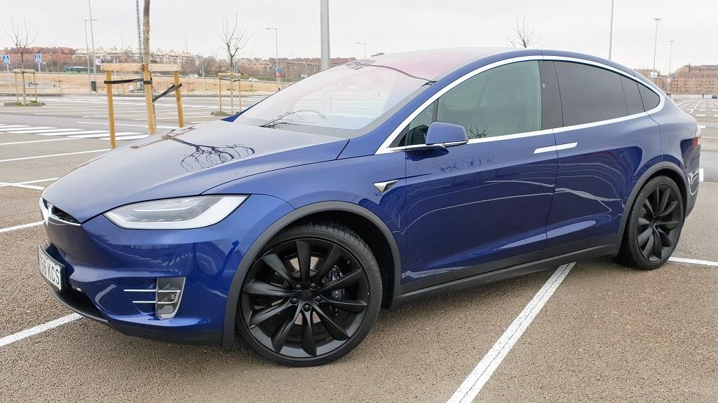 Tesla Model X, sonámbulos 58