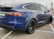Tesla Model X, sonámbulos 74