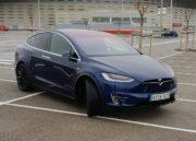 Tesla Model X, sonámbulos 72