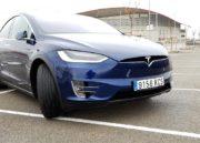 Tesla Model X, sonámbulos 80
