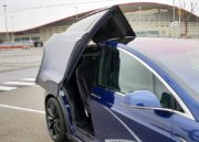 Tesla Model X, sonámbulos 84