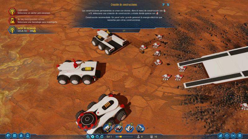 Surviving Mars, análisis (PC) 33