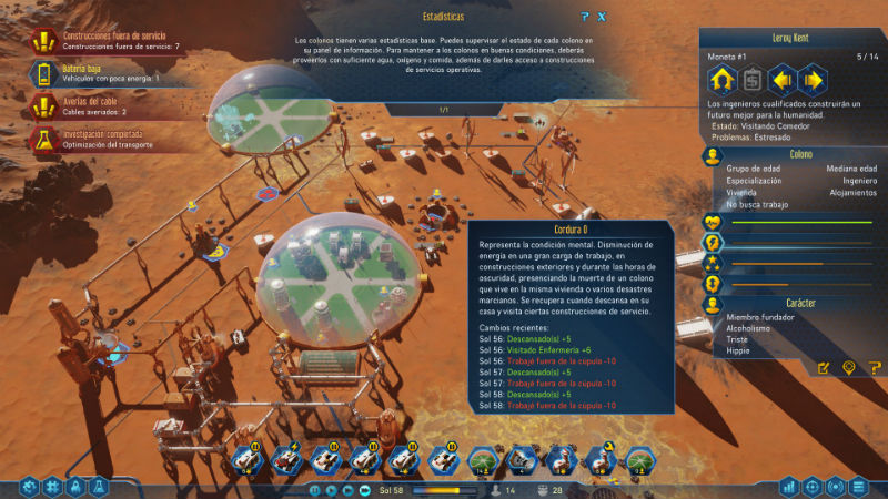 Surviving Mars, análisis (PC) 35