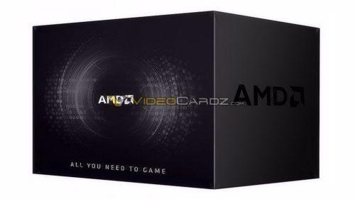 AMD Combat Crate: procesador, tarjeta gráfica y placa base en un pack