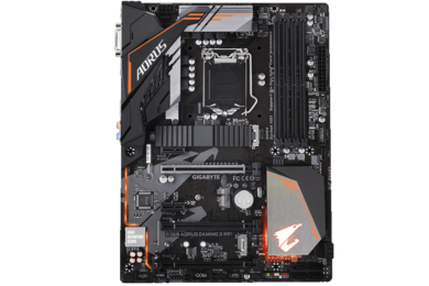 GIGABYTE lanza placas base H370 y B360 AORUS GAMING WIFI