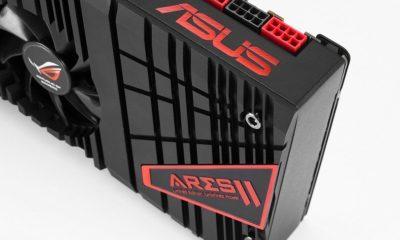 ASUS ha iniciado la transición de AMD Radeon a la marca AREZ 106