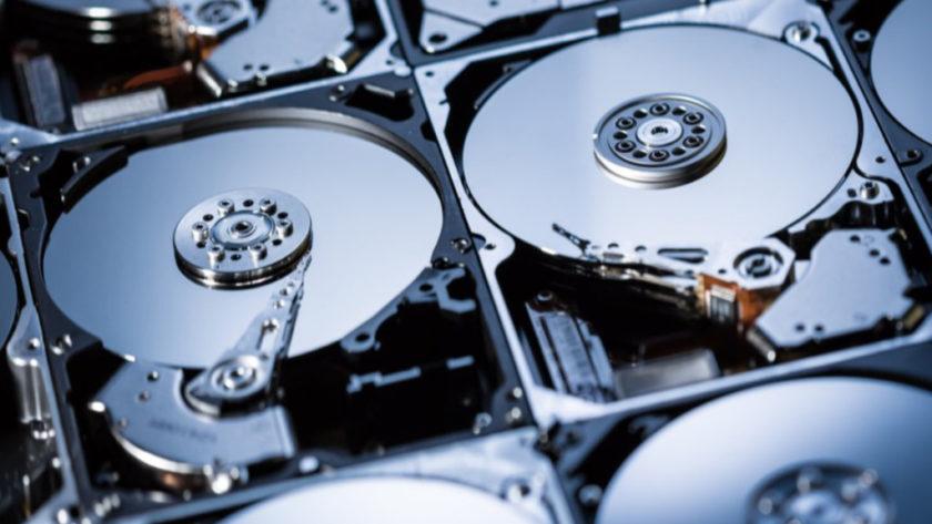 ¡No tires tus discos duros! Aprovéchalos para almacenamiento externo
