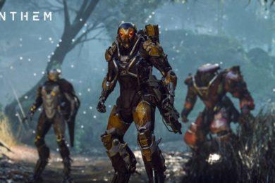 EA confirma que Anthem tendrá una buena historia y muchos DLCs