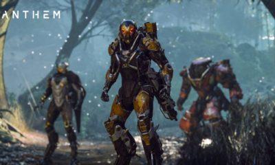 EA confirma que Anthem tendrá una buena historia y muchos DLCs 94