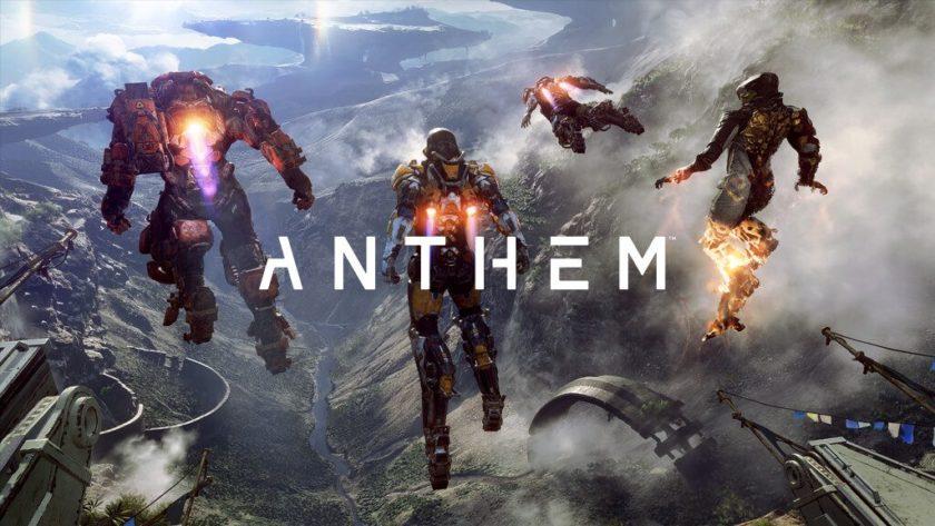 EA sabe que no puede meter la pata con Anthem y Battlefield V