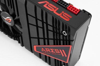 ASUS agrupará las gráficas Radeon de AMD bajo la marca Ares
