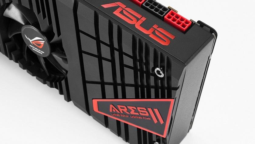 ASUS agrupará las gráficas Radeon de AMD bajo la marca Ares 30