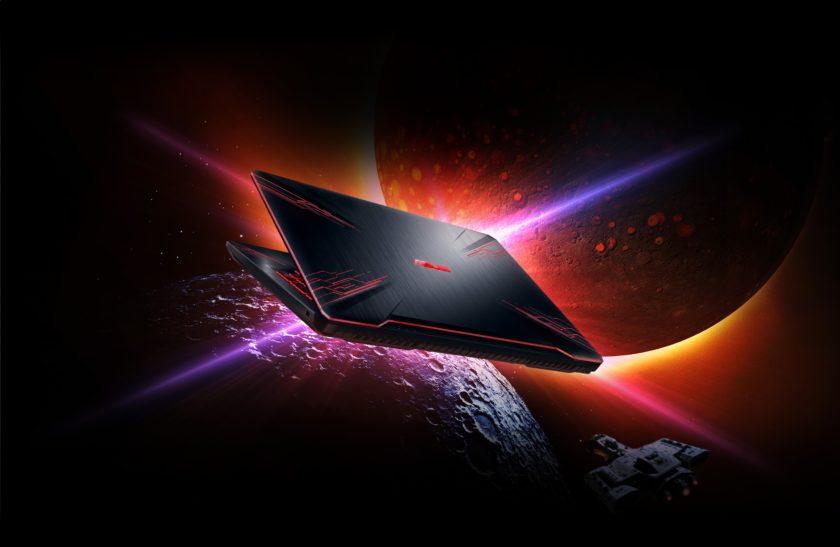 ASUS FX504, el nuevo portátil gaming de la gama TUF