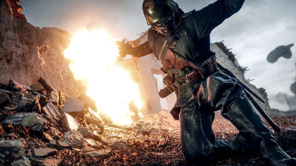 Battlefield 1 se quedará sin actualizaciones mensuales en junio 30
