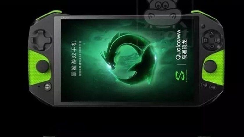 Primera imagen real del Blackshark de Xiaomi, un smartphone gaming 28