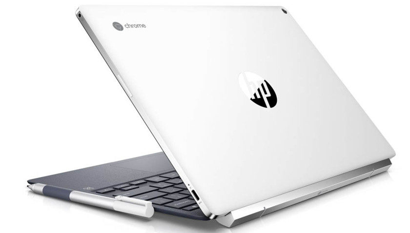 HP presenta el primer Chromebook 2 en 1