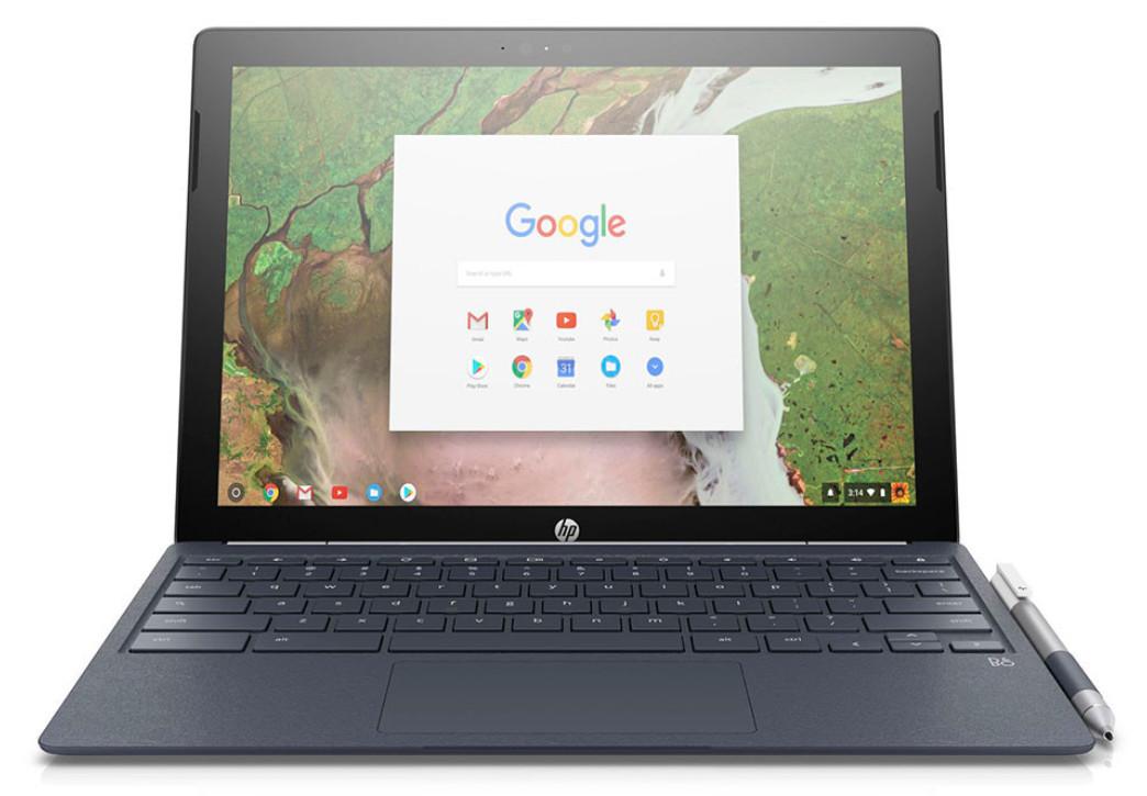 HP presenta el primer Chromebook 2 en 1 33