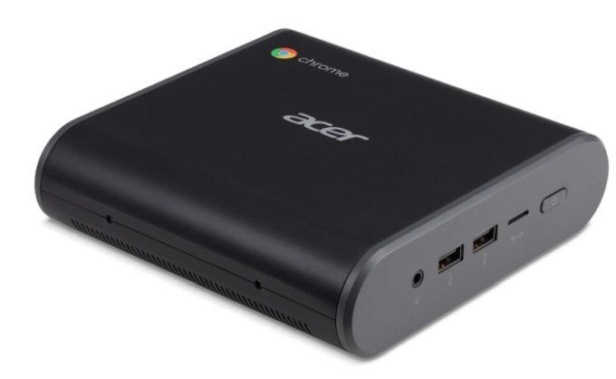 Acer comercializa el mini-PC Chromebox CXI3 30