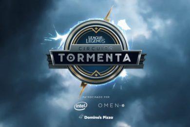 HP e Intel equiparán el Circuito Tormenta de League of Legends