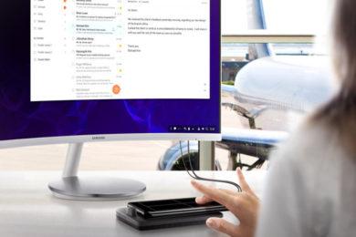 Llega el DeX Pad y los Galaxy S9 se convierten en un PC Linux