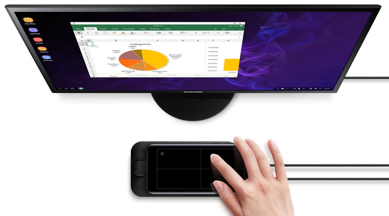 Llega el DeX Pad y los Galaxy S9 se convierten en un PC Linux 30
